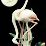 Hutschenreuther-Dwa-Flamingi-a-M