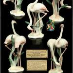 Hutschenreuther-Dwa-Flamingi-b-D